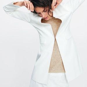 NWT Zara Frock Coat